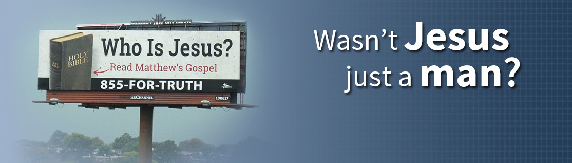 GospelBillboards org - Discover truth about God and your life