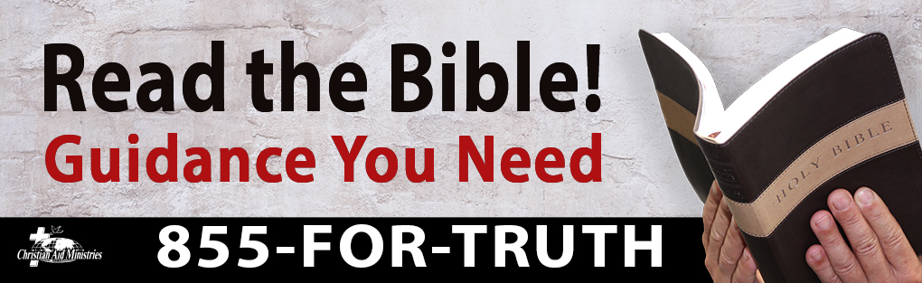 Read the Bible! Guidance You Need