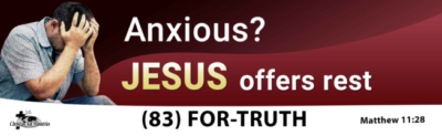 Are You Anxious?